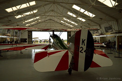 Avro Tutor (Bri_J) Tags: nikon aircraft trainer raf airmuseum biplane avro tutor shuttleworthcollection oldwarden d3200 avrotutor k3241