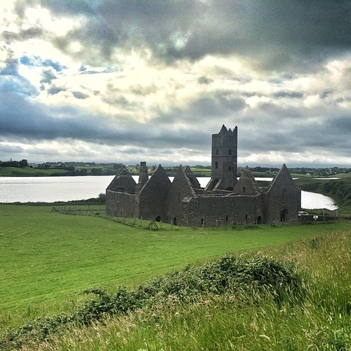 Rosserk Friary, Killala, Co #Mayo, #Ireland