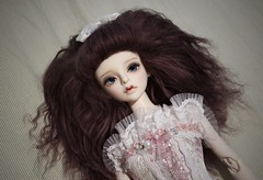qaxcvhj (michellebebe) Tags: leaves doll bjd abjd dollleaves