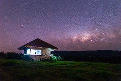 The Hut (Hayden Cecil) Tags: sunrise photography amazing flickr australia hut astrophotography nightsky milkyway goldcoast springbrook flickraustralia canonaustralia visitgoldcoast haydencecil