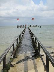 Überschwemmt (ugreeb2002) Tags: überschwemmung nordsee wyk föhr wasser meer sea insel voyagetravellingreise topf25