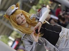 MondoCon _ IGP6190M (attila.stefan) Tags: summer portrait anime girl lens hungary pentax cosplay budapest manga 85mm stefan if mm 85 stefán con attila kx magyarország 2015 aspherical portré samyang hungexpo mondocon