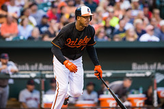 Orioles Baseball '16 (R24KBerg Photos) Tags: 2016 baltimoreorioles baltimore ballpark baseball orioles orioleparkatcamdenyards canon camdenyards mlb majorleaguebaseball majorleagues maryland md sports jonathanschoop secondbaseman schoop aleast americanleague al