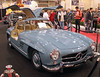 300SL (Schwanzus_Longus) Tags: essen motorshow motor show german germany old classic vintage car vehicle coupe coupé gullwing mercedes benz 300sl sport sports