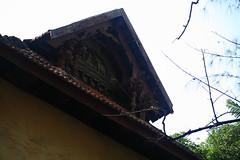 Mattancherry Palace, at Cochin (ilovethirdplanet) Tags: palace woodwork cochin kerala india ind