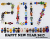 🎈Happy New Year 2017🎉 (Alex THELEGOFAN) Tags: lego legography minifigures minifigure minifig minifigs minifigurine minifigurines movie marvel man monster monochrome mask mr me deadpool studios collectible comics super heroes series pirates of the carribean 2017 happy new year simpson teenagers mutant ninja turtles tmnt toy toys figurine story dimensions disney thelegofan alex theme licence