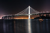 San Francisco – Oakland Bay Bridge (Slobodan Miskovic) Tags: sanfrancisco baybridge bridge california night longexposure nikond750 nikon2470mmf28 bay