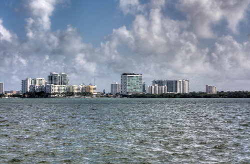 View from Miami Shores