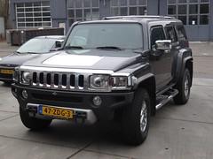 2008 Hummer H3 Alpha (harry_nl) Tags: netherlands nederland 2016 gouda hummer h3 alpha 47zdg3 sidecode7 hcar