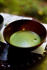 Time for contemplation (bro-mark) Tags: japan kamakura nature temple greentea maccha matcha