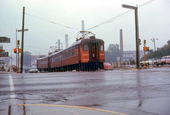 19681006 03 South Shore Line, LaSalle & Michigan Sts., South Bend, Indiana