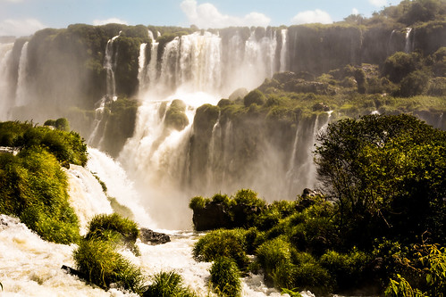 Cataratas do Iguaçu (Iguaçu Falls)