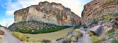 Santa Elena Canyon Trail (BongoInc) Tags: bigbendnationalpark chihuahuandesert westtexas cactus desertlandscape