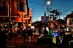 San Francisco's Castro District (Rex Montalban Photography) Tags: rexmontalbanphotography sanfrancisco newyearseve castrodistrict hdr