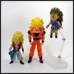 1 Year In A Toybox 3, 029_365 - Super Saiyan 3 (Corey's Toybox) Tags: actionfigure figure toy anime dragonballz dbz dragonballgt dbgt goku supersaiyan3 ss3 gotenks 1yearinatoybox3