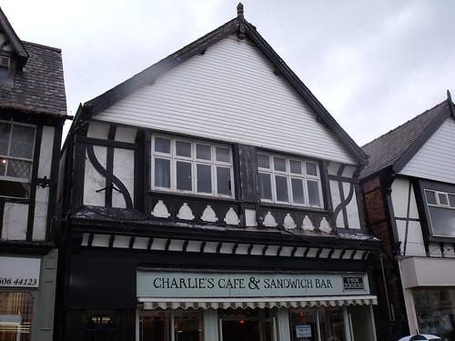 85 Witton Street, Northwich - Charlie's Café
