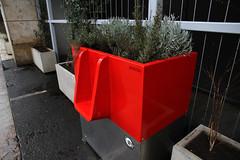 Uritrottoir (Faltazi Studio) Tags: uritrottoir faltazi pipi sauvage wild peeing street urinal straw city public compost pee planter urination incivility flower