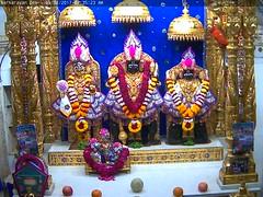 NarNarayan Dev Shringar Darshan on Sat 04 Feb 2017 (bhujmandir) Tags: narnarayan dev nar narayan hari krushna krishna lord maharaj swaminarayan bhagvan bhagwan bhuj mandir temple daily darshan swami shringar