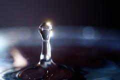 Bokeh Drop (Gr@vity) Tags: wassertropfen drops waterdrops sony a7s zeissmacroprakticar55mm28
