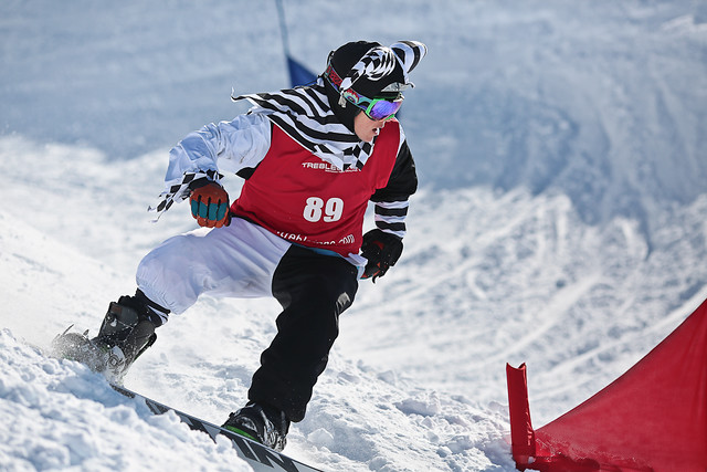 DB Export Banked Slalom 2015 - Treble Cone - Carl Martin
