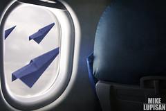 Planes (Mike Lupisan) Tags: sky plane airplane fineart fineartphotography paperplanes fineartphotographer