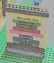 VA BrickFair 2015 Warsocki Avenue (EDWW day_dae (esteemedhelga)) Tags: vabrickfair2015 warsockiavenue lebo moc afol minifigs bricks minifigures esteemedhelga daydae edww brickfair brickfairvirginia lego vabrickfair