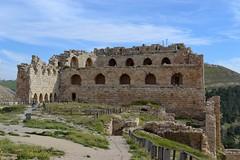 AL KARAK, JORDAN - Mamluks' castle keep/ -,  -   (Miami Love 1) Tags: castle jordan keep moab torreon crusader castillo jordanian jordania crusades  mamluk cruzadas mameluco      jordaniano