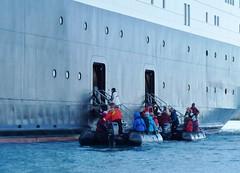 getting back onboard, Tay Bay, Bylot Island (Ward & Karen) Tags: arctic bylotisland
