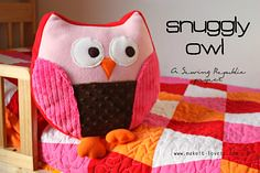 Snuggly Owl for Sewi (Fred-qpa) Tags: for paradise outdoor furniture owl quilting patchwork wicker snuggly appliqu sewi