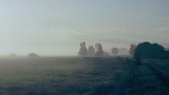 Im Morgen-Nebel - in der Treene-Niederung; Norderstapel, Stapelholm (18s) (Chironius) Tags: morning fog sunrise germany deutschland dawn nebel alba amanecer alemania dmmerung sonnenaufgang allemagne morgen niebla brouillard germania ochtend schleswigholstein matin gegenlicht  morgens zonsopgang mattina aube ogie pomie morgendmmerung morgengrauen  niemcy dageraad    norderstapel stapelholm  pomienie szlezwigholsztyn