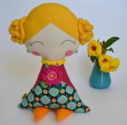 Boneca Biloska
