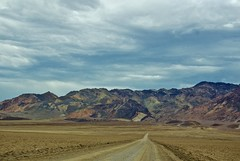 A road to nowhere (TimPockney) Tags: park america landscape nationalpark nikon national valley deathvalley d5300