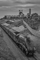 Union Of South Africa At Newtongrange Midlothian (Colin Myers Photography) Tags: africa colin photography south union myers midlothian newtongrange colinmyersphotography