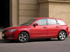 Mazda 3 Sport 1.6 2004 (RL GNZLZ) Tags: 2004 16 mazda mazda3 mazdaaxela axelasport