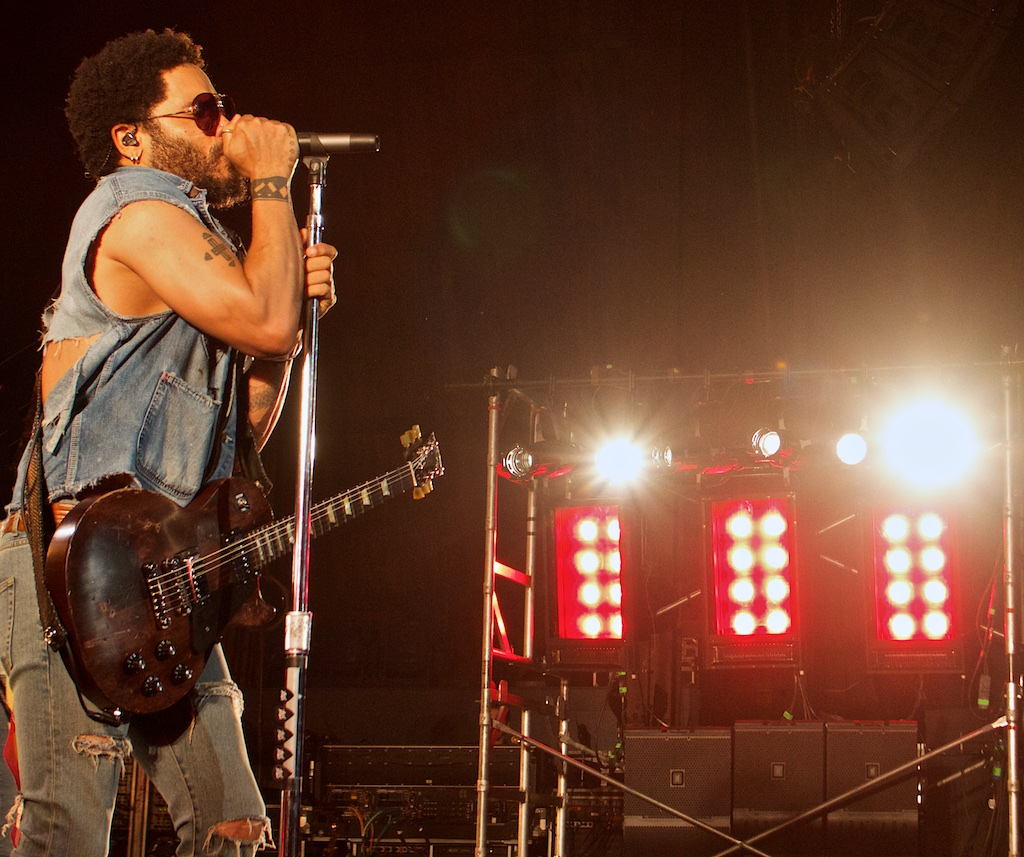 The world 39 s best photos of fender and rockstar flickr for Lenny kravitz gibson