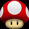 Mushroom-Super-icon (brittany8895) Tags: mushroom brittany nintendo super mario series