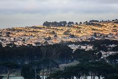 sunset slope (pbo31) Tags: sanfrancisco california park houses sunset orange color fall nikon october view rooftops over bayarea fortfunston lakemerced sunsetdistrict slope 2015 boury pbo31 d810