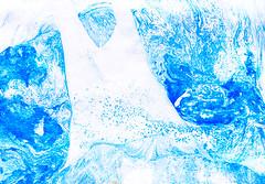 L'eau bleue_#2 (Marika Hexe) Tags: blue abstract art water painting de la wasser  kunst picture peinture expressionism lart bleue  abstrait malerei blaues  leau  gemlde expressionismus   abstrakte      lexpressionnisme marikahexe