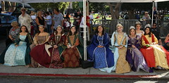 Italian Heritage Parade Queen and Court (beppesabatini) Tags: sanfrancisco california washingtonsquare littleitaly columbusdayparade italianheritageparade beautyqueens queenisabellacourt sanfranciscoitalianheritageparade columbusdaycelebrationinc