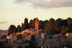 Acquapendente (Arch.La.B.) Tags: panorama tramonto viterbo paesaggio crepuscolo paese acquapendente tuscia