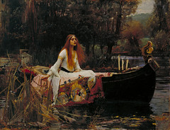 waterhouse_lady_shalott_1888 (Art Gallery ErgsArt) Tags: museum painting studio poster artwork gallery artgallery fineart paintings galleries virtual artists artmuseum oilpaintings pictureoftheday masterpiece artworks arthistory artexhibition oiloncanvas famousart canvaspainting galleryofart famousartists artmovement virtualgallery paintingsanddrawings bestoftheday artworkspaintings popularpainters paintingsofpaintings aboutpaintings famouspaintingartists