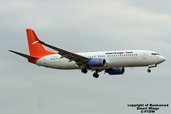 C-FTDW EPRA 25-08-2015 (Burmarrad (Mark) Camenzuli) Tags: smart cn wings aircraft airline boeing registration cftdw 737808 epra 34704 25082015
