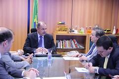 Audincia com Ministro da Educao, Aloizio Mercadante (PTB na Cmara) Tags: alex ministro adalberto cavalcanti arantes mercadante canziani aloizio jovair