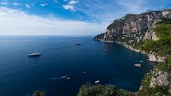 Capri (raphael.chekroun) Tags: travel italy capri italia mare italie