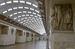 20151021 Metrostation Narvskaya (Travel4Two) Tags: rusland c0 sanktpeterburg sintpetersburg s0 adl4 3450k