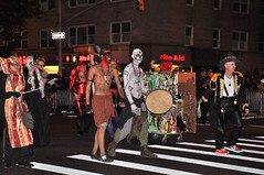 Village Halloween Parade 2015 (zaxouzo) Tags: nyc people halloween night costume village flash parade halloweenparade 2015 nikond90