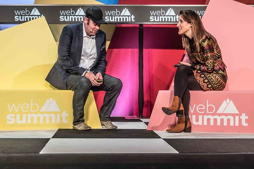 THE WEB SUMMIT DAY TWO [ IMAGES AT RANDOM ]-109823