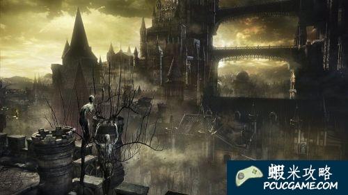 黑暗靈魂3 2v4戰鬥雙重背刺打法影片