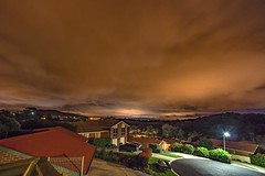 storm black friday au (garyscat) Tags: sky storm weather night clouds nikon dusk australia canberra lightning queanbeyan garyschaferphotography