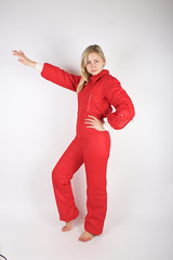il_fullxfull.872658006_5cvs (onesieworld) Tags: sexy fashion shiny retro 80s onepiece nylon 90s catsuit snowsuit onesie kink skisuit